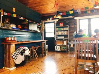 ゲストハウスしましま近くにカレー屋さんがオープンしますっ。