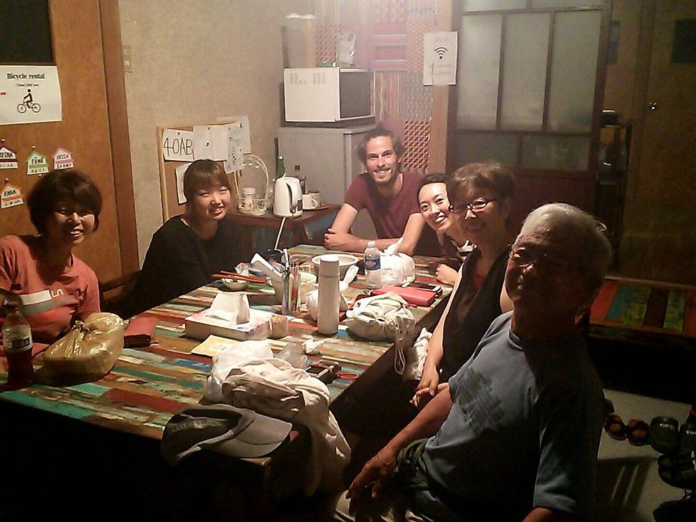 松本市・上高地玄関口の宿・ゲストハウスしましま