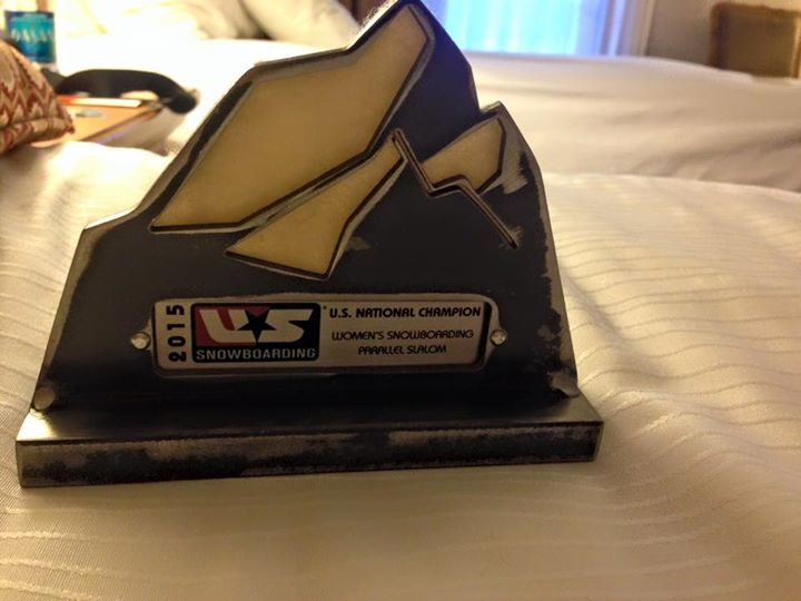 2015 Slalom Champion