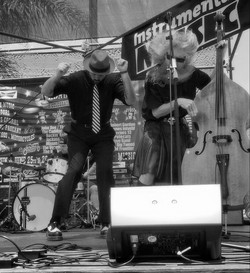 The Ripkatz at Rockabilly Festival