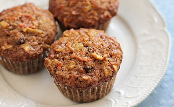 Morning Glory Muffins (Box of 12)