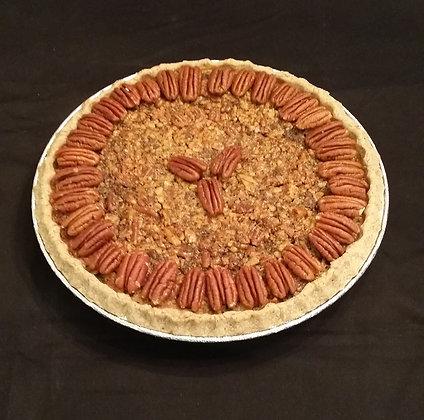 Chocolate Boubon Pecan Pie