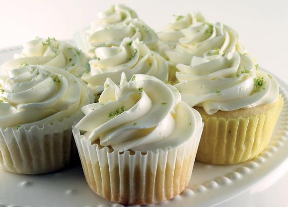 Margarita Cupcakes (Dozen)