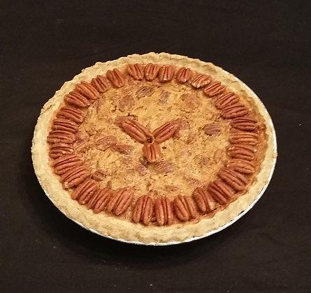 Traditional Bourbon Pecan Pie