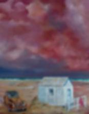 Avis de tempête 61x50 (12F)