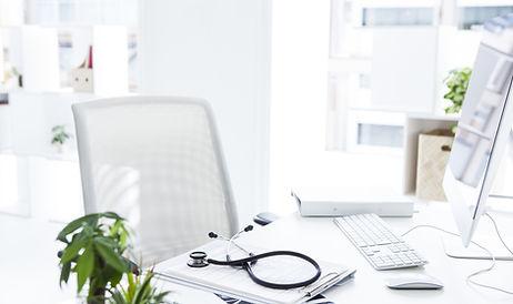 Travel Doctor's Desk