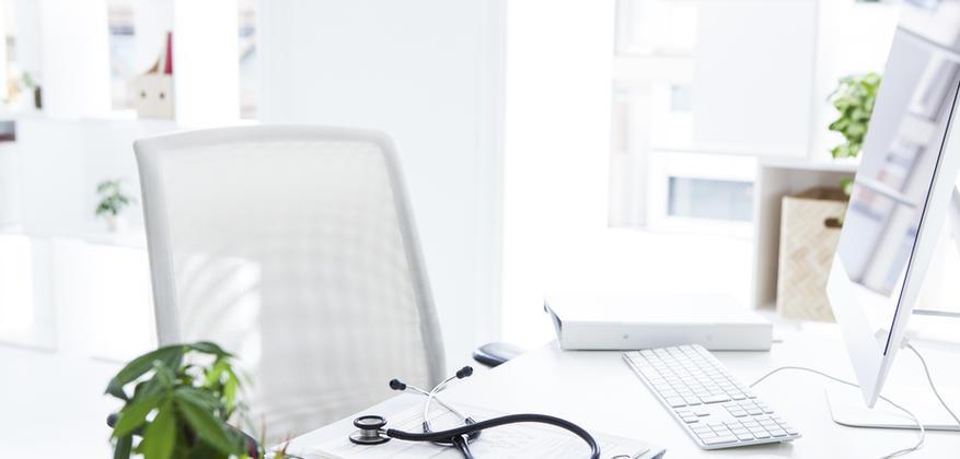 Lääkärin konsultaatio ja vastaanotto