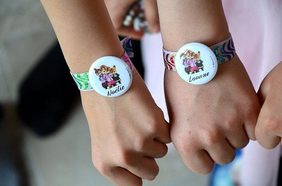 Kits badges d'anniversaire enfants (personnalisable)