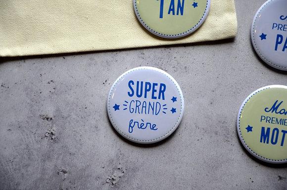 Badge supplémentaire (Kits bébé)