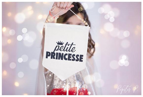"""Fanion """"Petite princesse"""""""