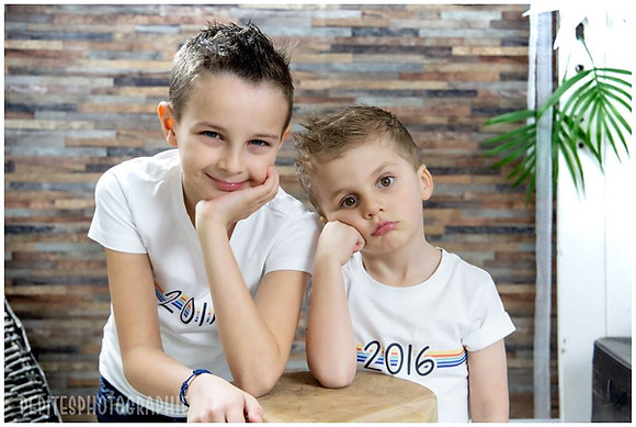 """Tee Shirt """"Kids"""" Personnalisé"""