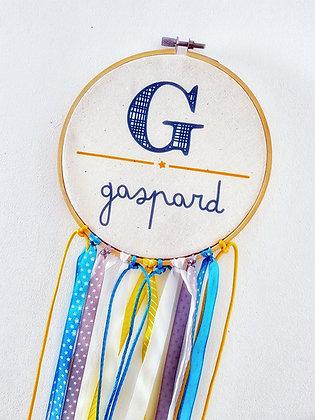 """Cercle Personnalisé """"Gaspard"""""""