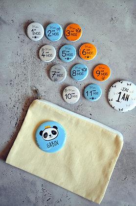 "Kit 1ere année ""Panda"""