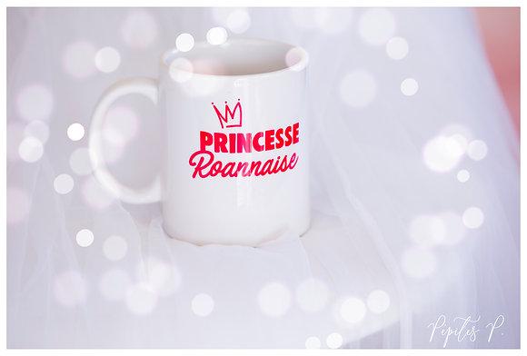 """MUG """"Princesse Roannaise"""""""