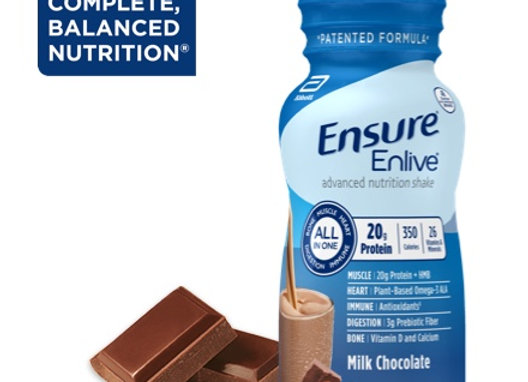 Ensure® Enlive® Milk Nutrition Shake