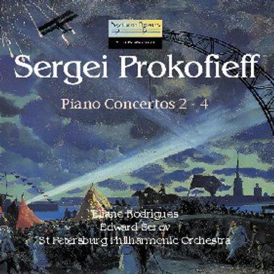 Sergei Prokofiev - Piano Concertos 2-4