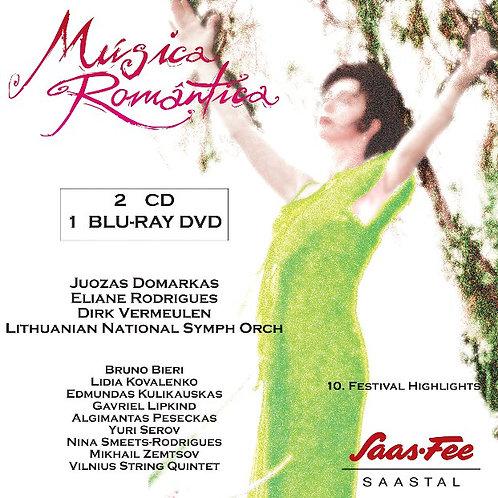 Musica Romantica 2CD + 1 Bluray Highlights 2011