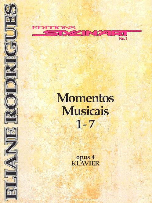 Momentos Musicais 1 - 7