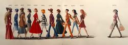 Elena Tommasi Ferroni - Evoluzione della moda