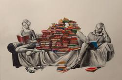 Elena Tommasi Ferroni - Evoluzione della lettura. Le sagge distanze
