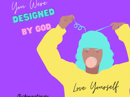 Stop Tearing Yourself Apart: You Were Designed By God