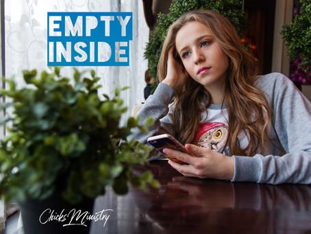 Emotions: Feeling Empty Inside