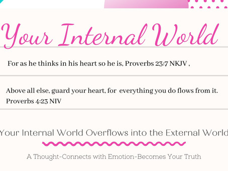 Finding Peace in Your Internal World through Jesus