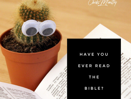 Read the Bible: Get to Know Jesus