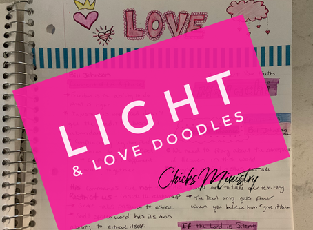 How to Doodle & Pray