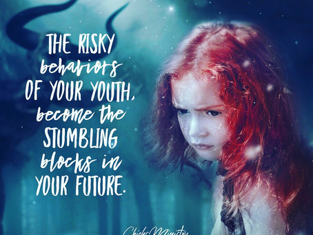 Risky Behavior: Your Future Stumbling Blocks