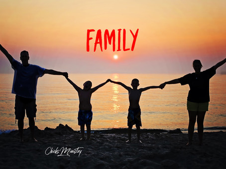 Family: Forgive and Stay Connected