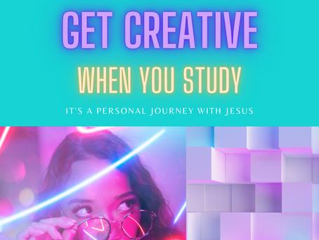 Creativity Makes Studying More Fun
