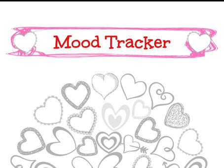 Heart Mood Tracker for the Light Strand Journal