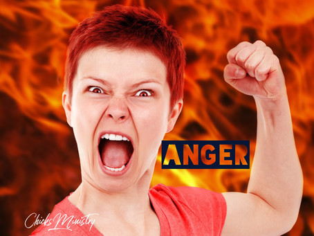 Emotions: Dealing with Anger