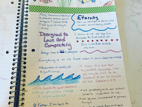 Doodle & Faith: Keep It Simple