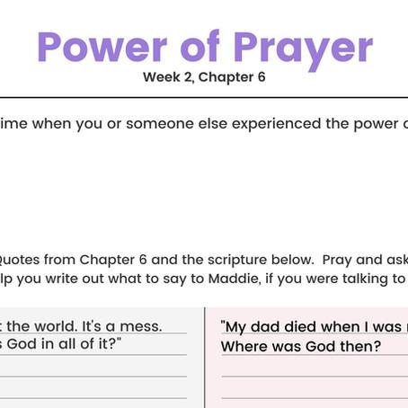 Good Girls Have Secrets: Part 2...Does Prayer Matter?