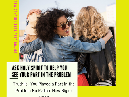 The High Way Journal: Tip #3 How To Love Your Friends Well In Hard Moments