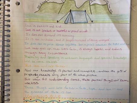 Doodle & Faith: A Creative Way to Study