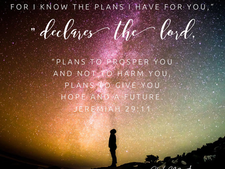 God's Plans: Praying for Them