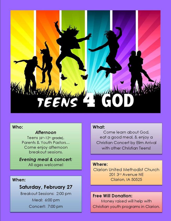 Teens 4 God (3)