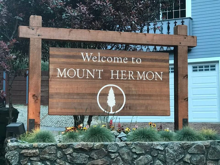 Mount Hermon Christian Writers Conference (2018)