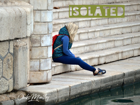 Isolation: When You Find Yourself Alone