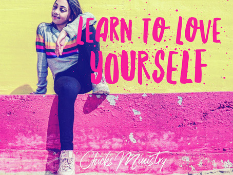 Learning to Love Yourself (Part 4)- Prayer Strategy