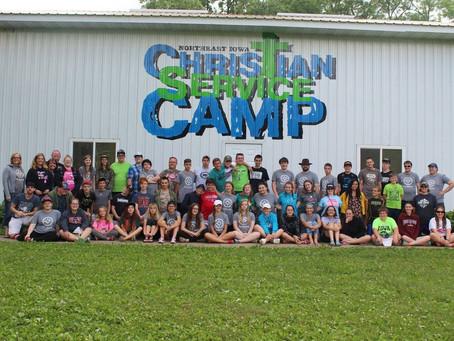 Chicks at High School Camp: June 2017