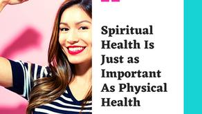 Maintaining Spiritual Health