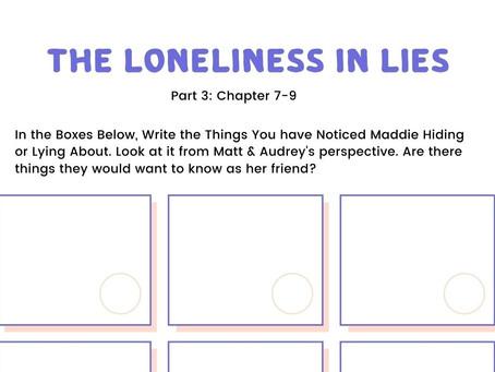 Good Girls Have Secrets Devo: Part 3 Loneliness in Lies