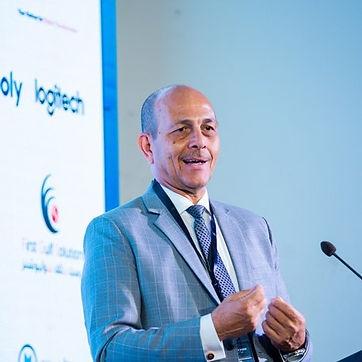Tarek El-Haddad, MHE CEO