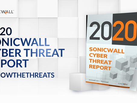 2020 SonicWall Cyber Threat Report is Released!