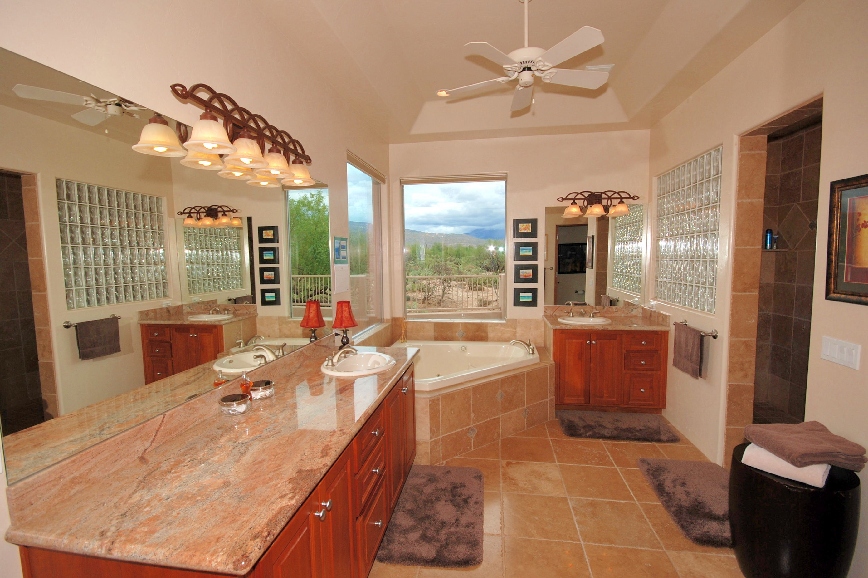 Master Bathroom in Tucson, AZ