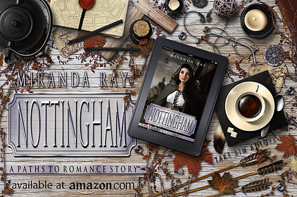 Nottingham Wallpaper Scene